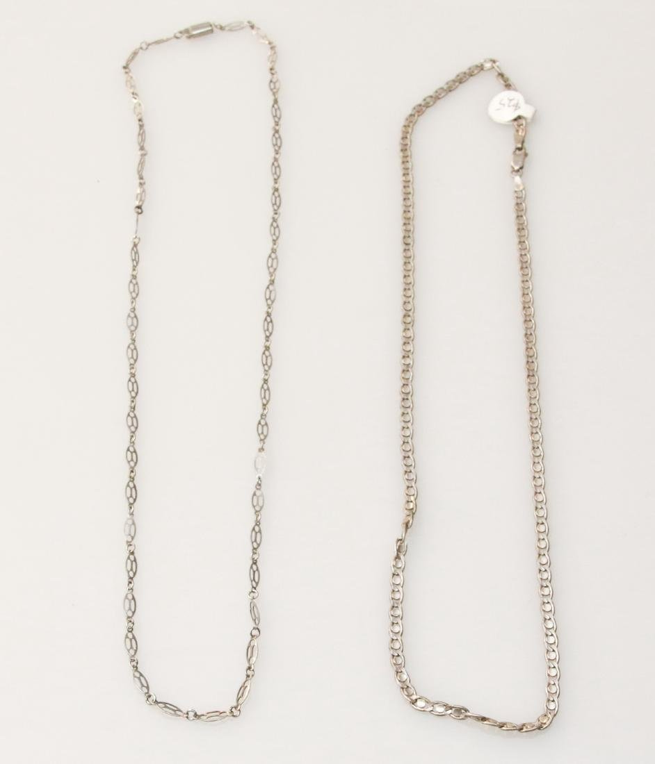 STERLING CHAINS (2) - 2
