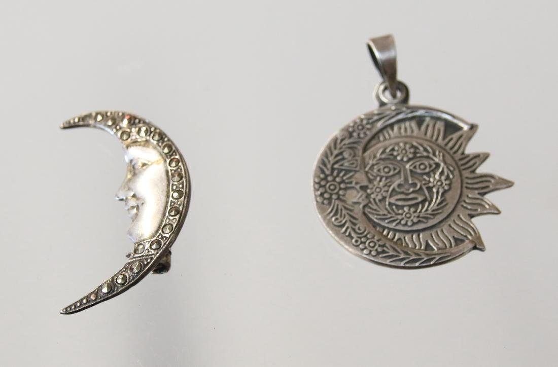 2 - STERLING MOON ITEMS