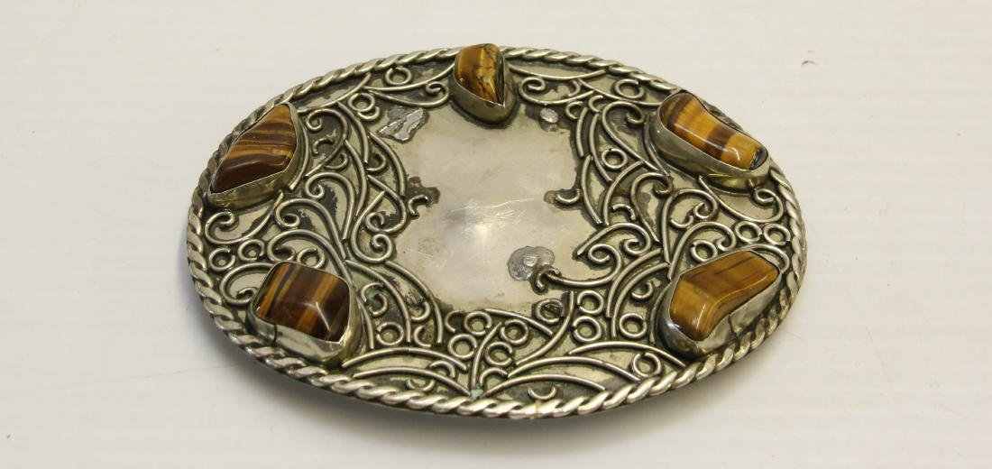 LARGE MEXICAN BUCKLE