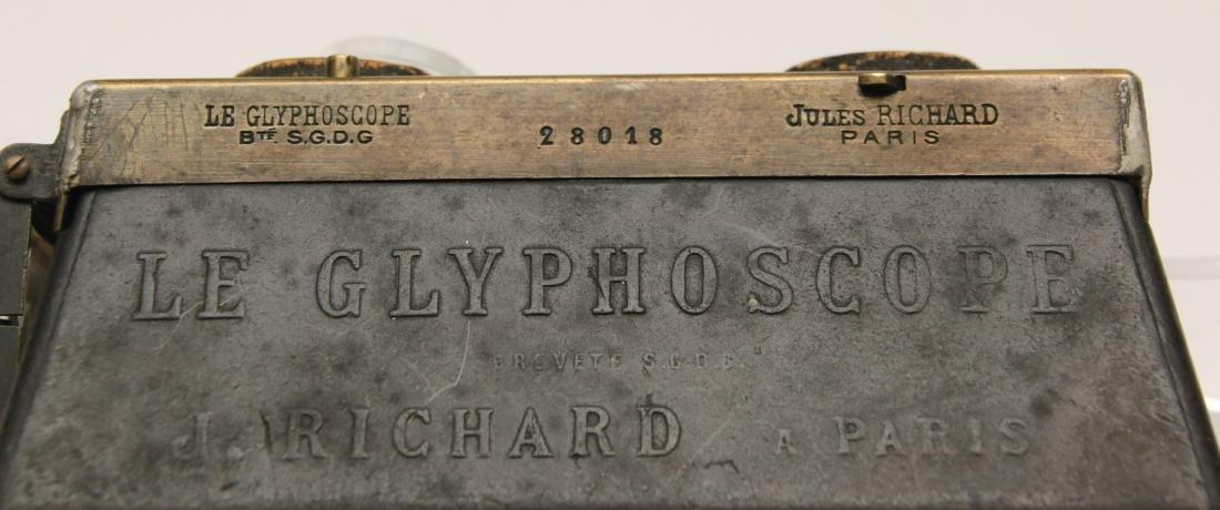 VINTAGE LE GLYPHOSCOPE - 3