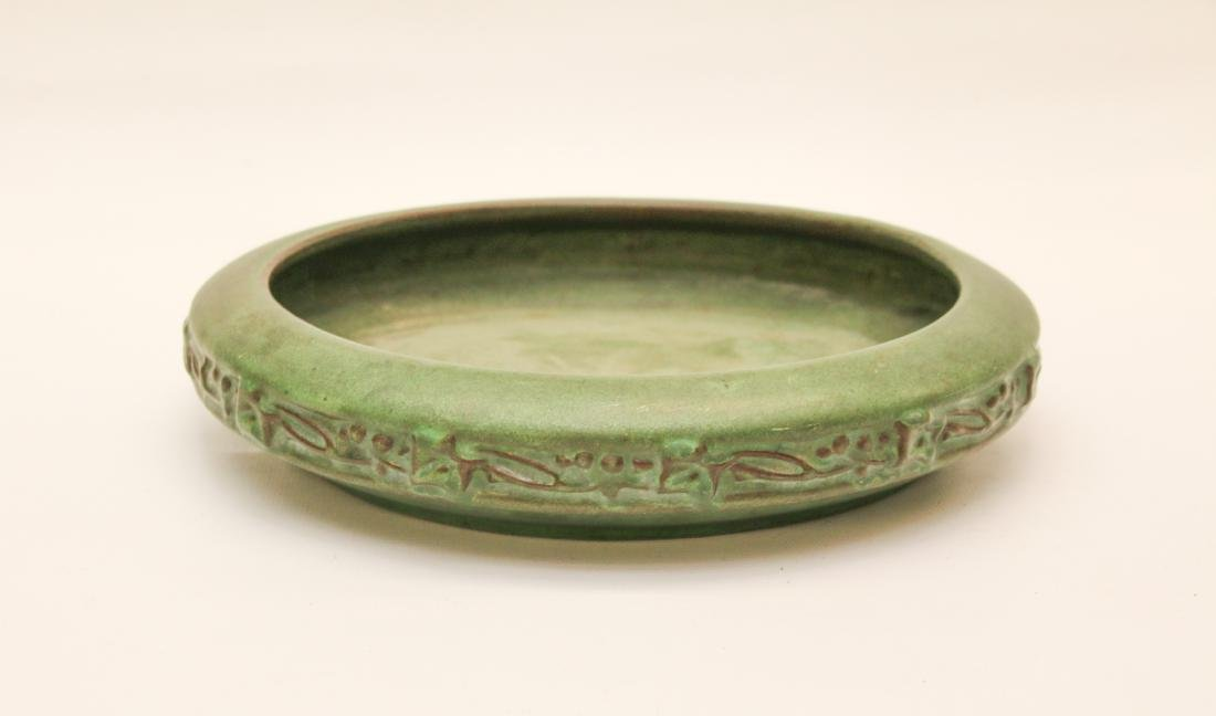 ARTS AND CRAFTS POTTERY BOWL
