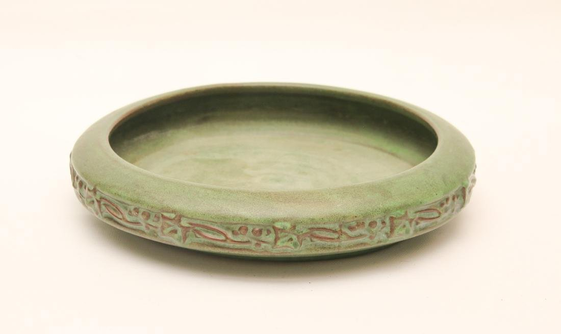 ARTS AND CRAFTS POTTERY BOWL - 2