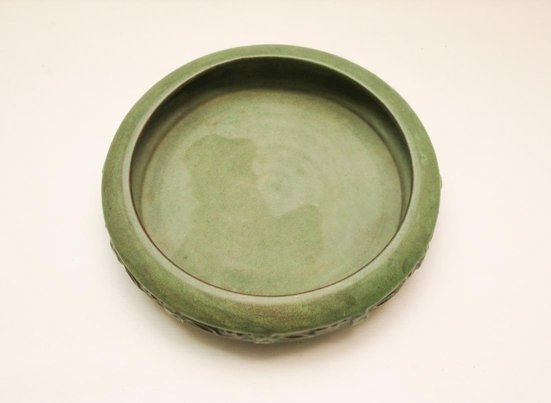 ARTS AND CRAFTS POTTERY BOWL - 3