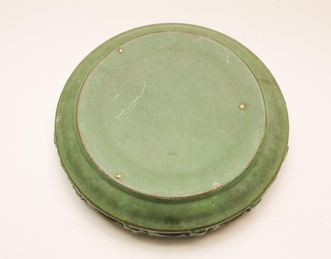 ARTS AND CRAFTS POTTERY BOWL - 4