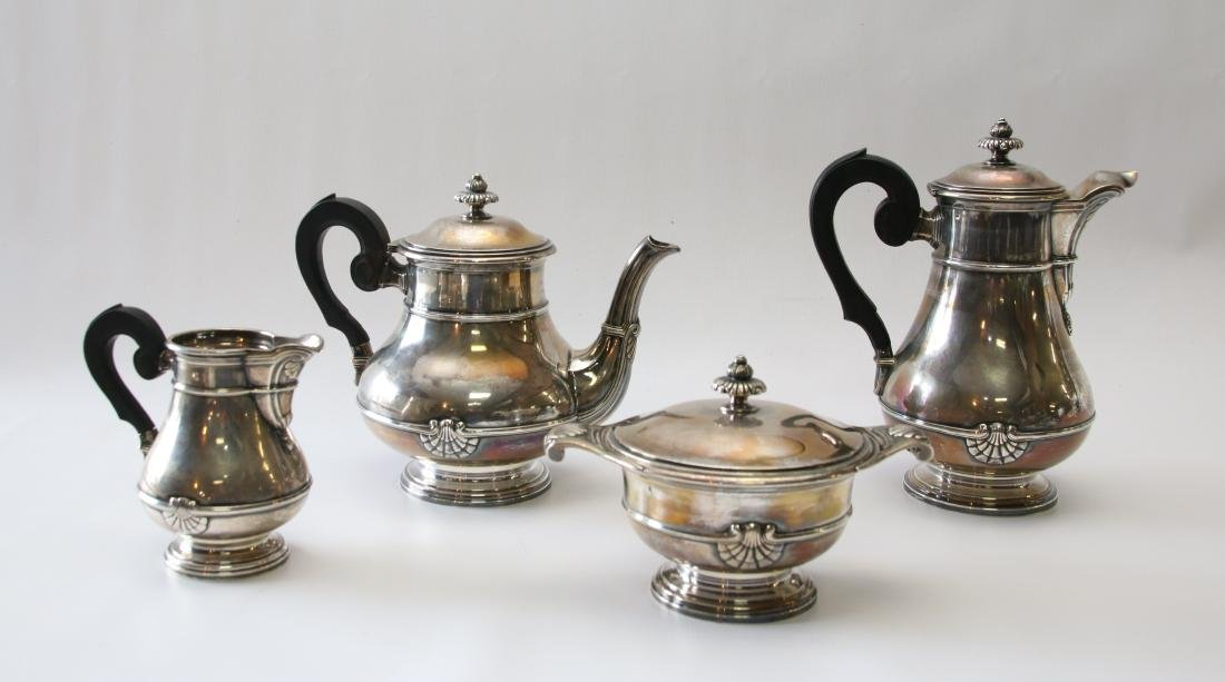 FRENCH TEA SERVICE