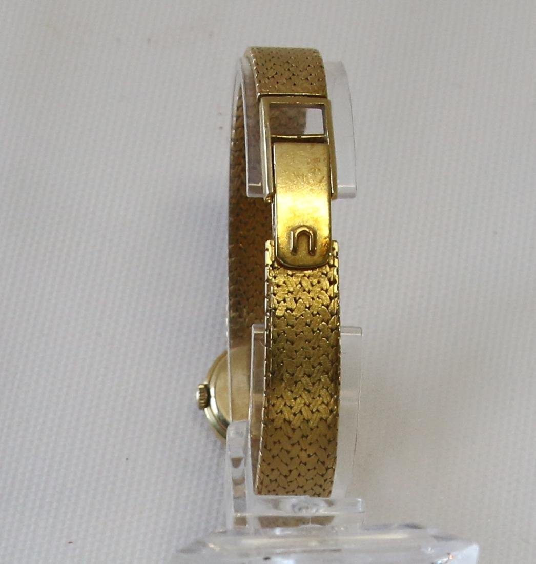 18K GOLD WATCH - 2