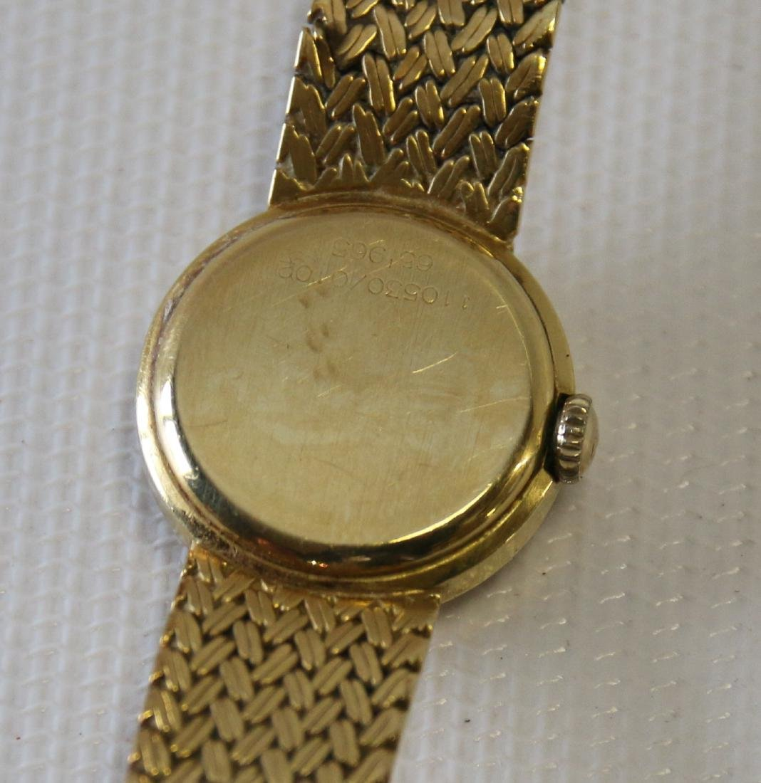 18K GOLD WATCH - 3