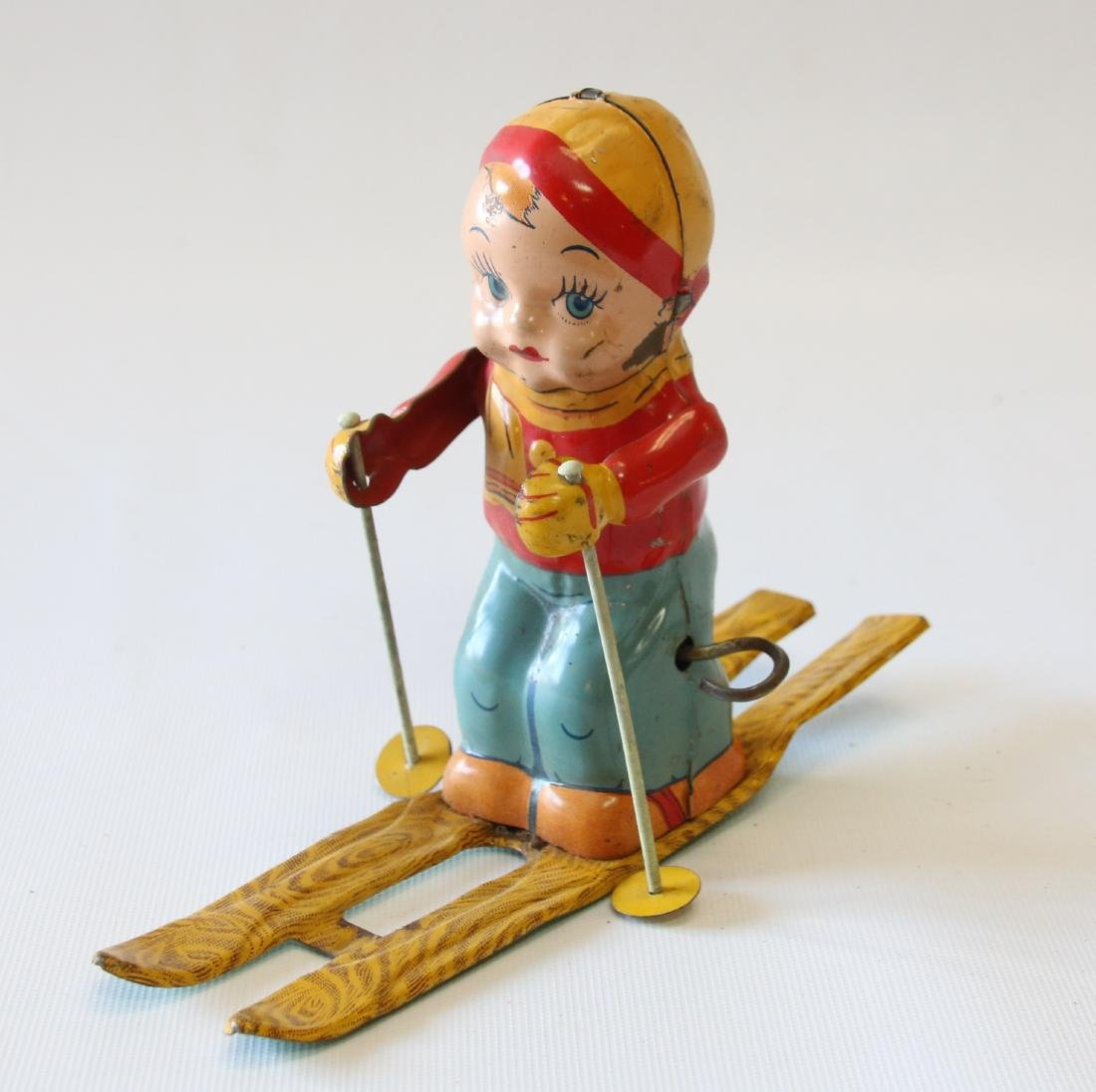 VINTAGE TIN WIND-UP TOY