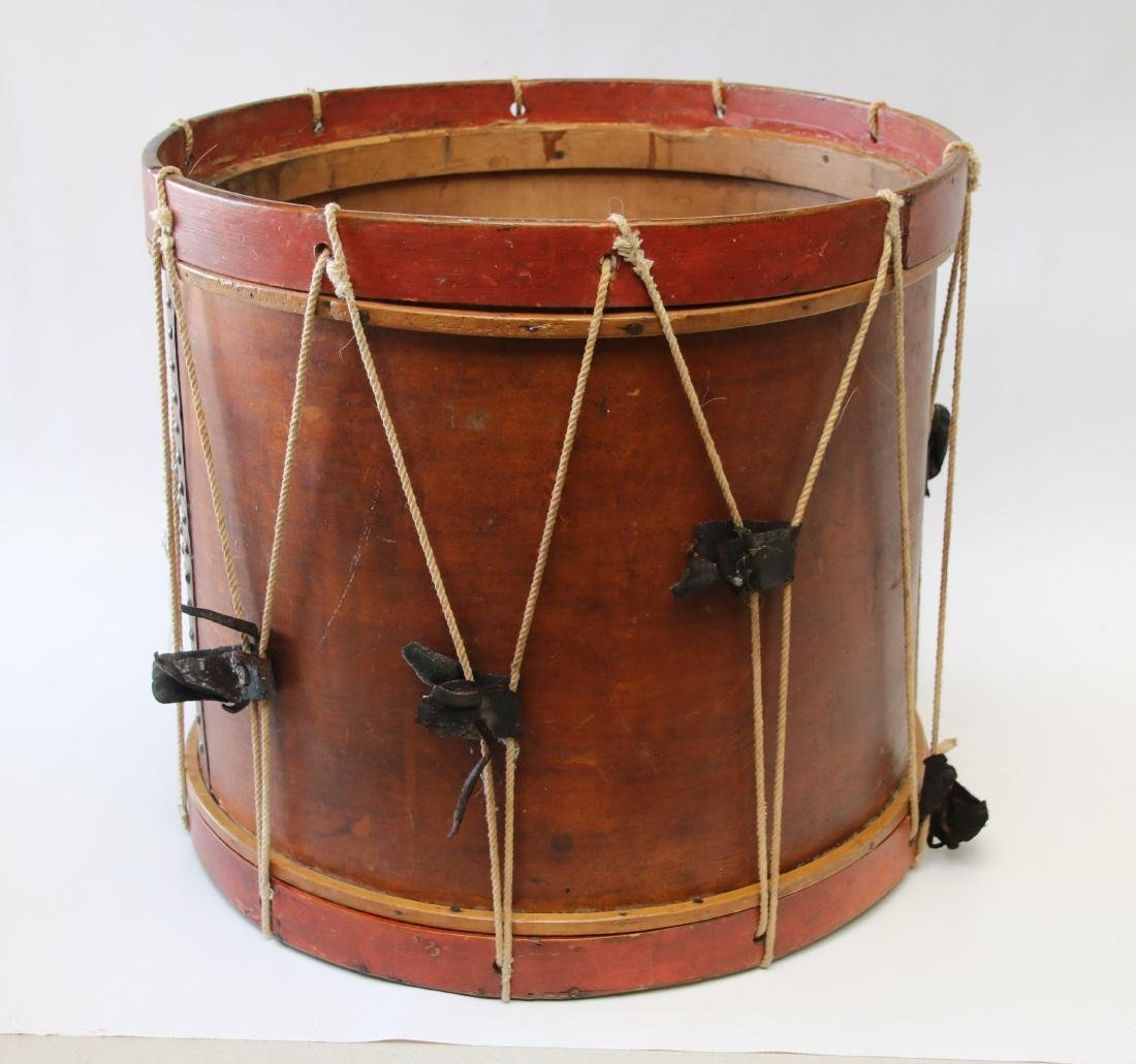 CIVIL WAR DRUM - 3