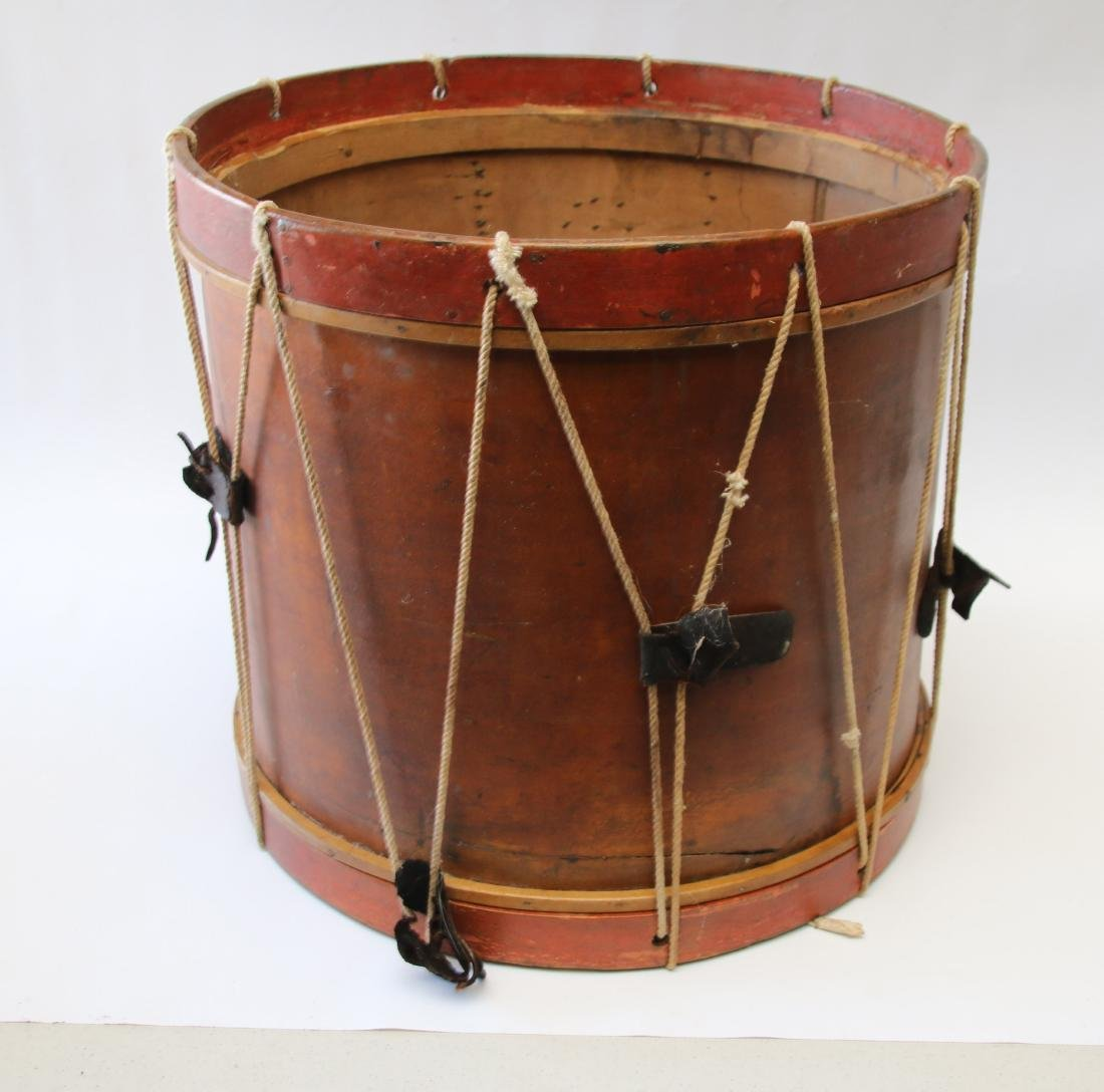 CIVIL WAR DRUM - 4