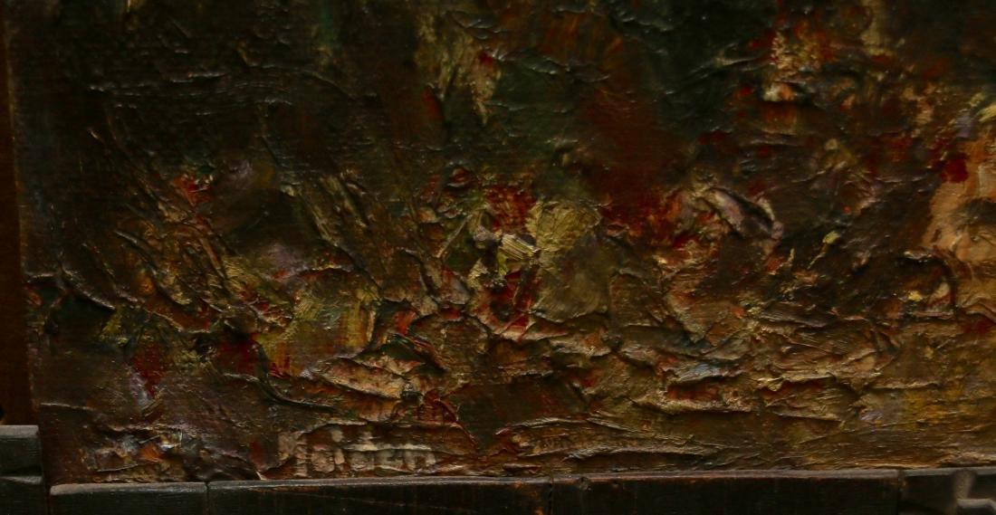 PETER HEIDEN OIL ON BOARD - 3