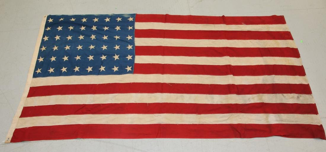 EARLY AMERICAN FLAG