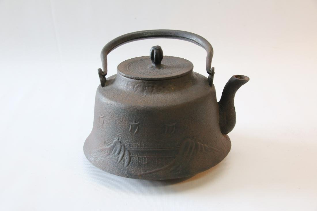 JAPANESE TEA POT - 2