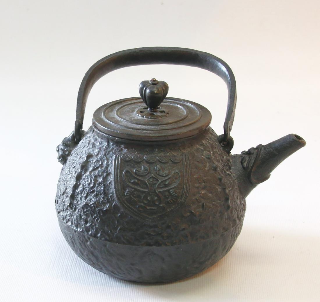 JAPANESE TEA POT - 2