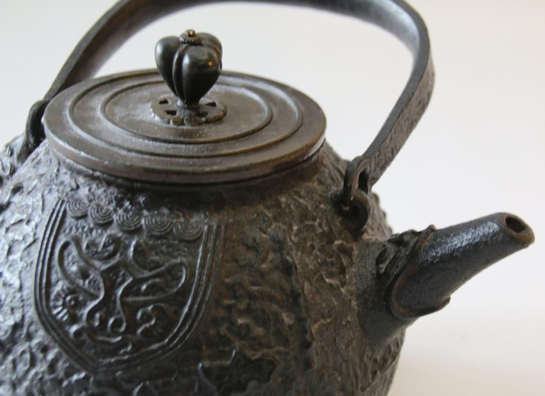 JAPANESE TEA POT - 3