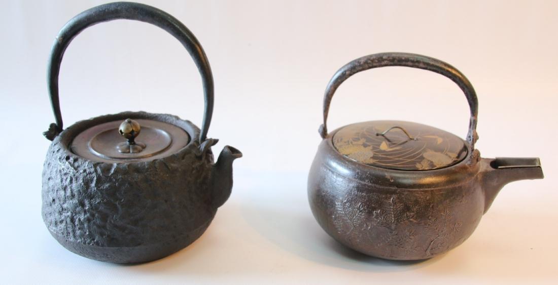 PR. OF JAPANESE TEA POTS - 2