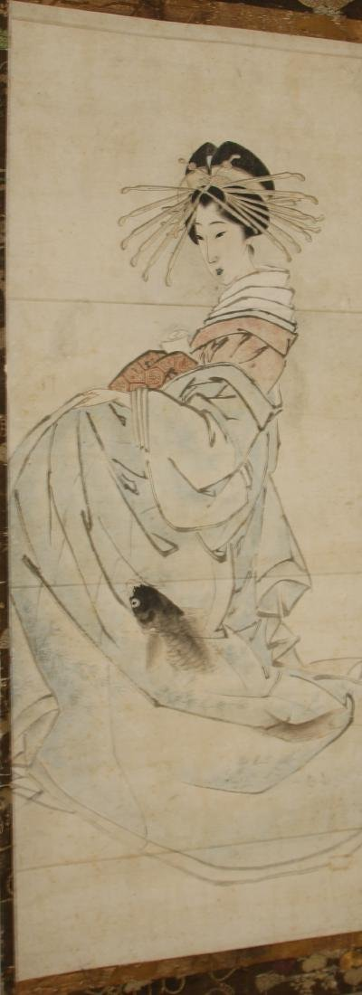 JAPANESE SCROLL - 2