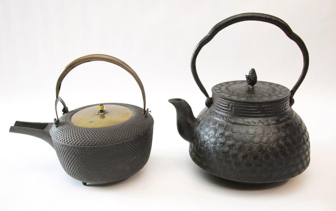 PR. OF JAPANESE TEA POTS