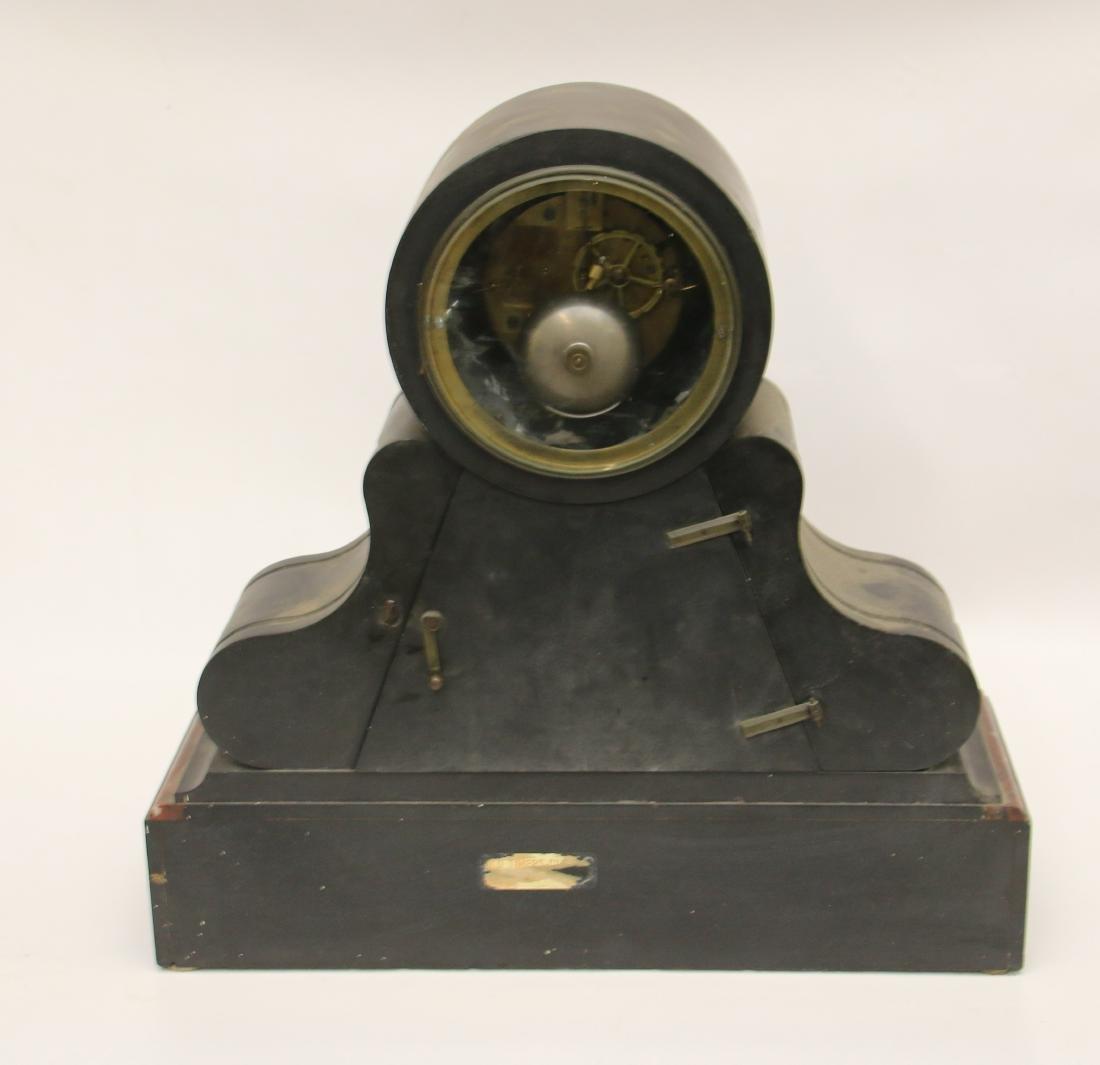 SLATE MANTLE CLOCK - 2
