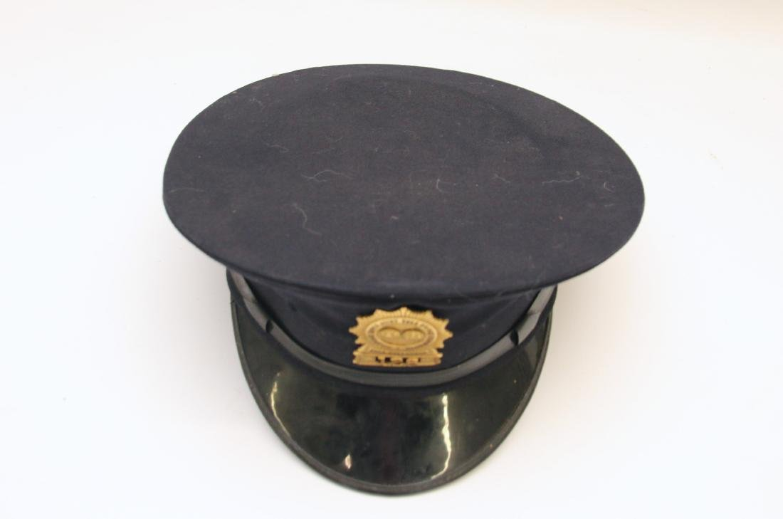 VINTAGE TOLL COLLECTOR HAT - 2