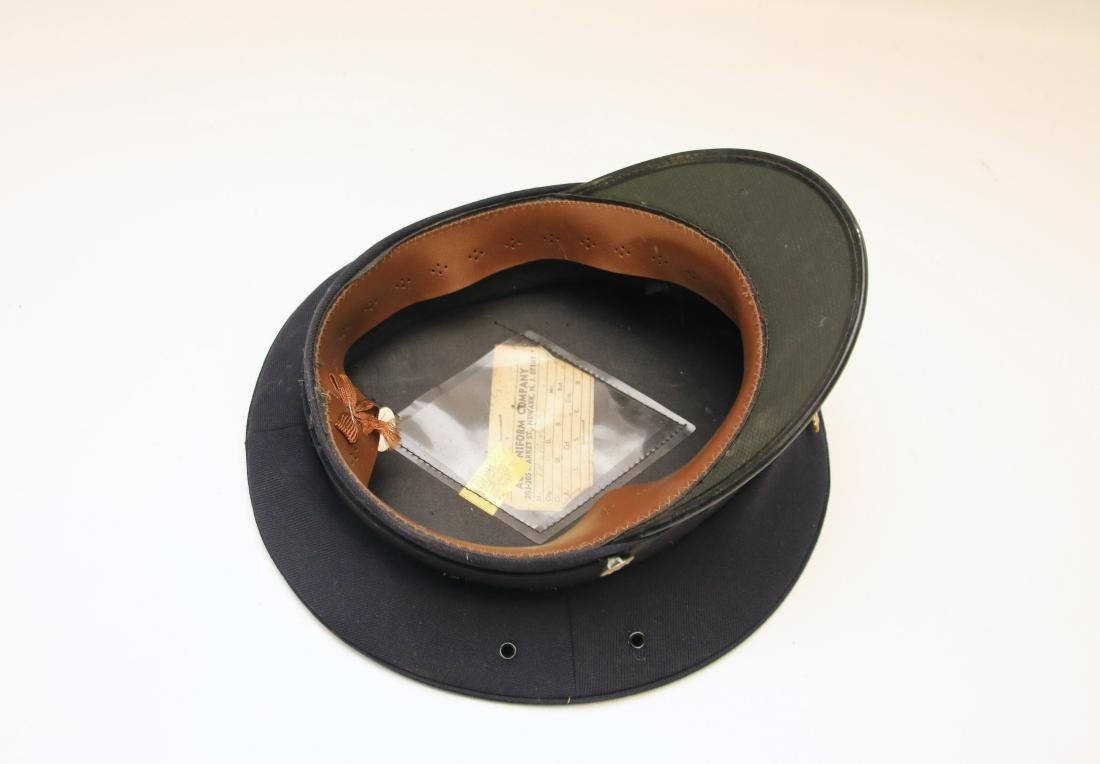 VINTAGE TOLL COLLECTOR HAT - 3