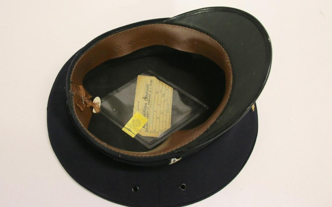 VINTAGE TOLL COLLECTOR HAT - 4