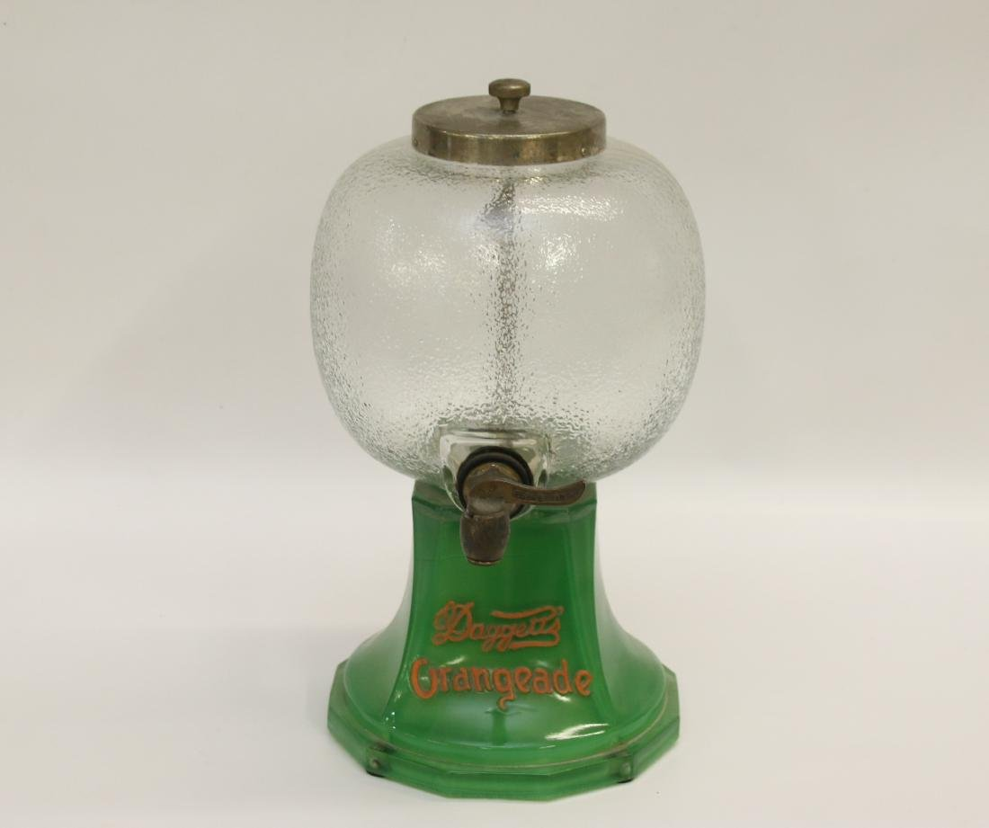 VINTAGE SODA FOUNTAIN DISPENSER