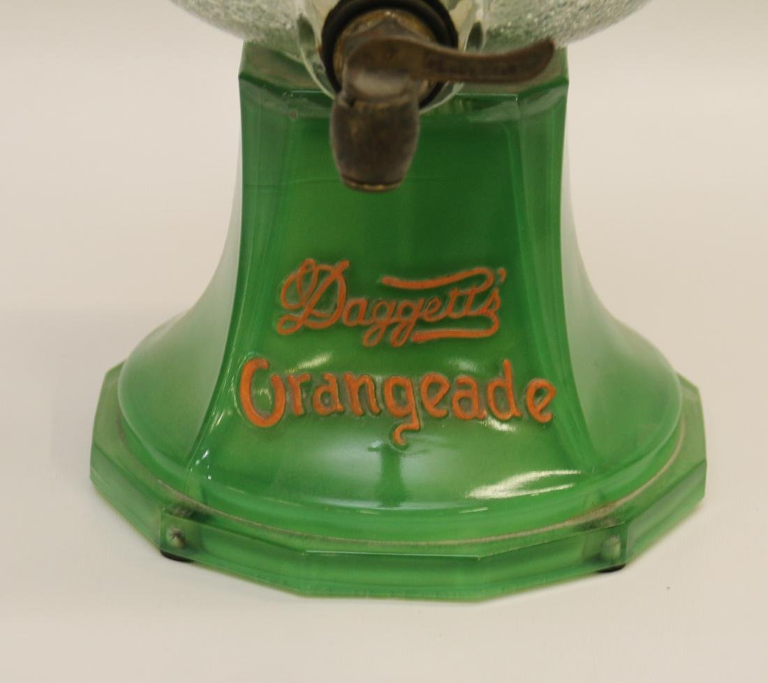 VINTAGE SODA FOUNTAIN DISPENSER - 2