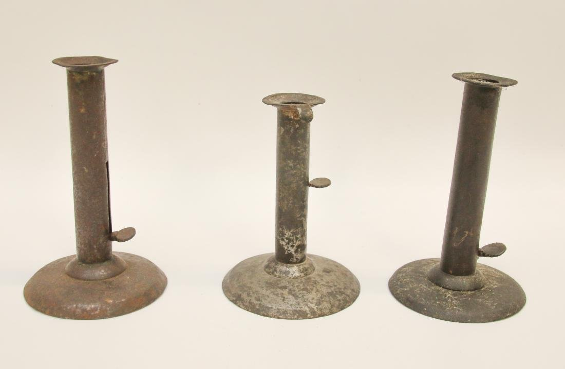 GROUP OF CANDLE STICKS