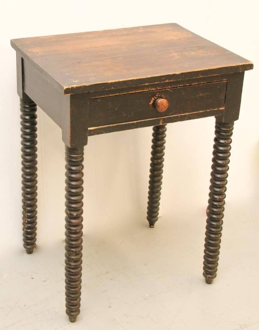 ONE DRAWER WORK TABLE