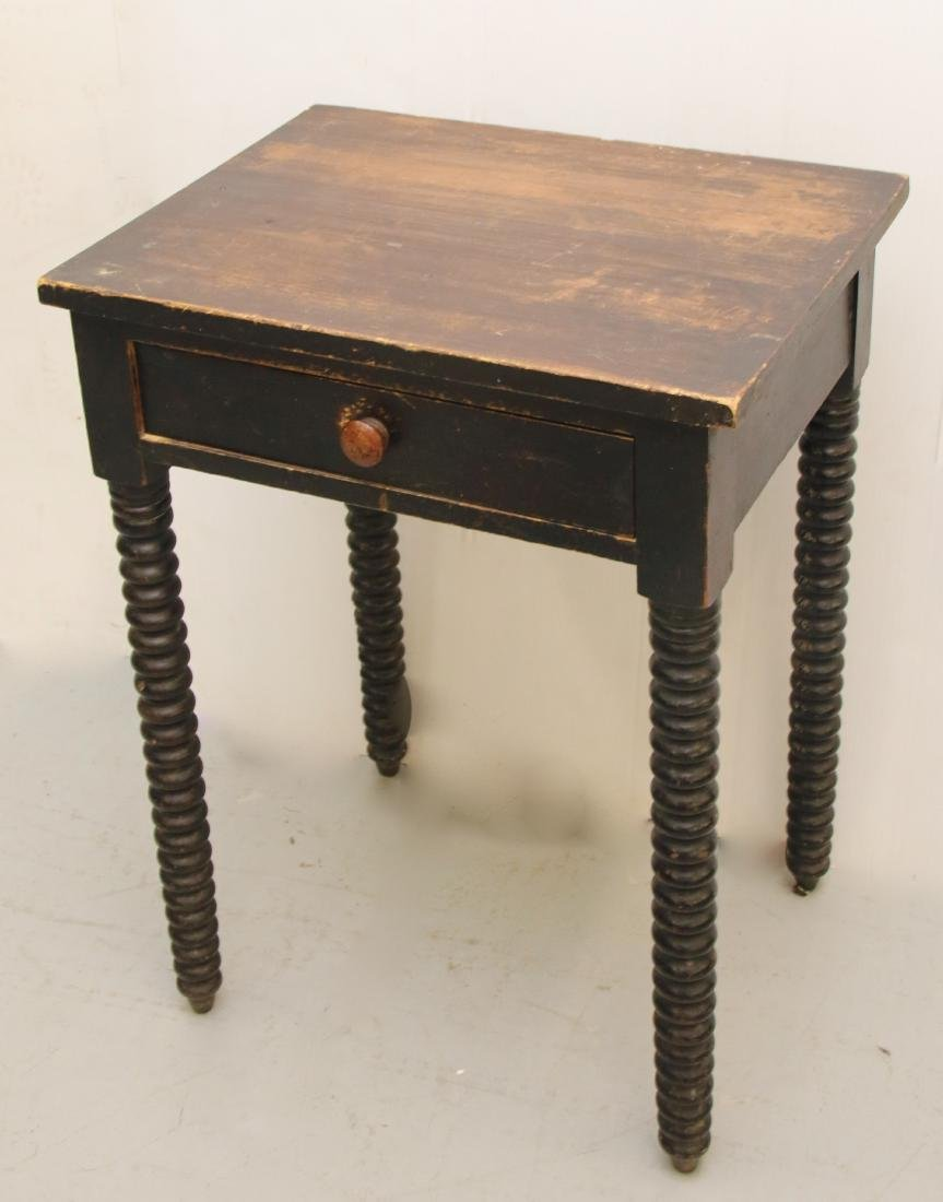 ONE DRAWER WORK TABLE - 2