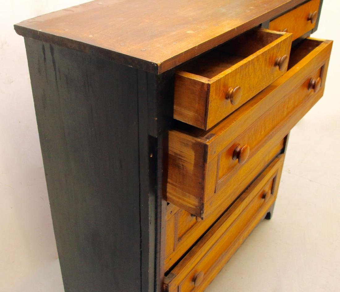 EARLY CHEST OF DRAWERS - 2