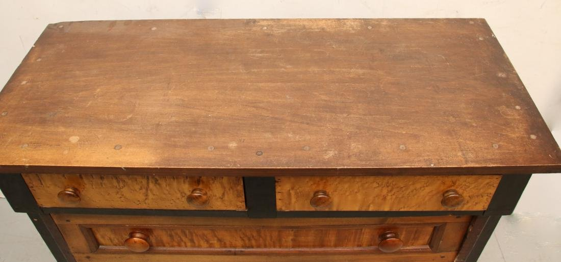 EARLY CHEST OF DRAWERS - 3