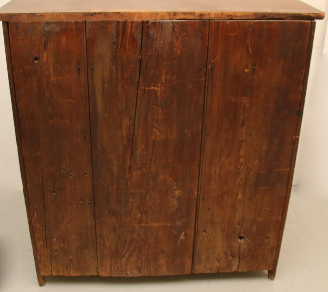 EARLY CHEST OF DRAWERS - 6