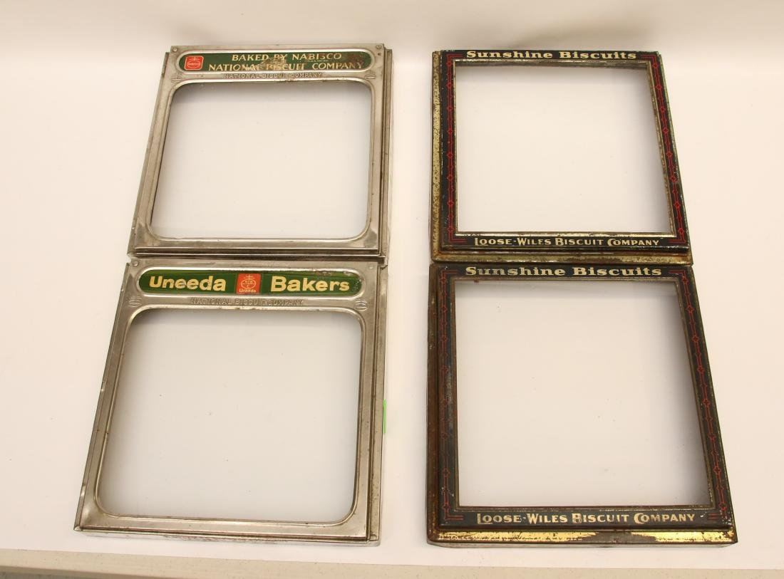 ADV. BISCUIT LID LOT