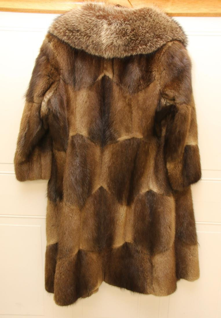 LADIES FUR COAT - 3