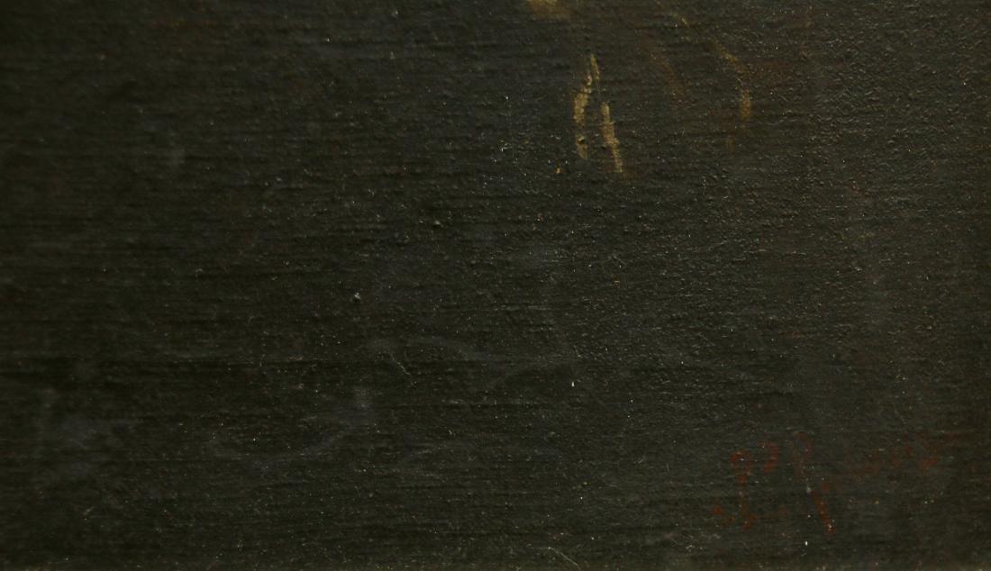 A. P.P. RUBENS  PORTRAIT ON CANVAS - 3