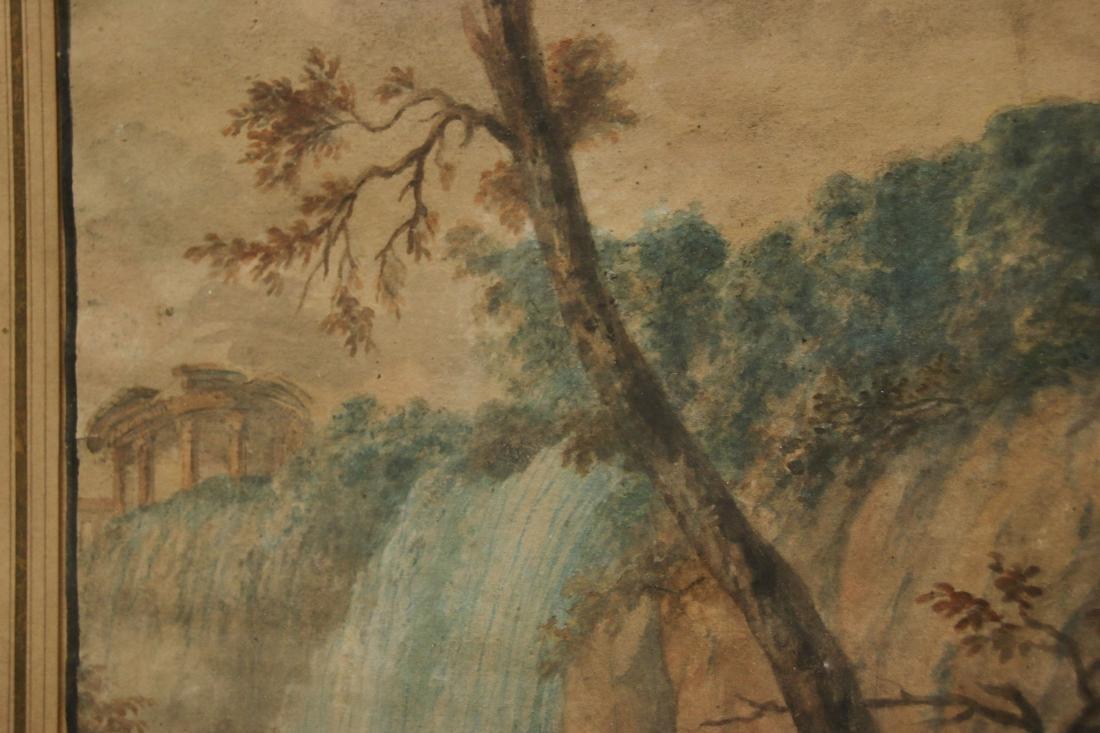 19TH CENTURY WATERCOLOR - 3