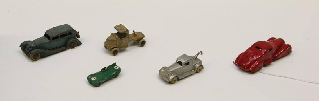 LOT OF VINTAGE TOY CARS