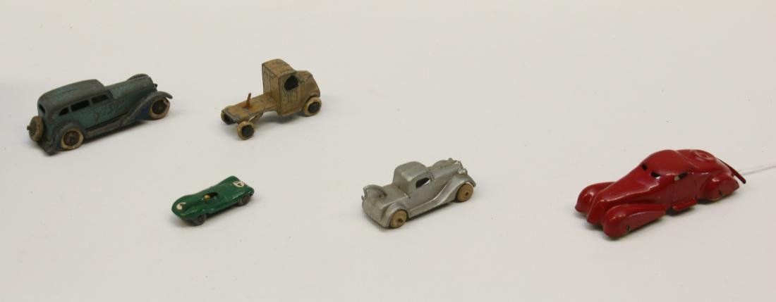 LOT OF VINTAGE TOY CARS - 2