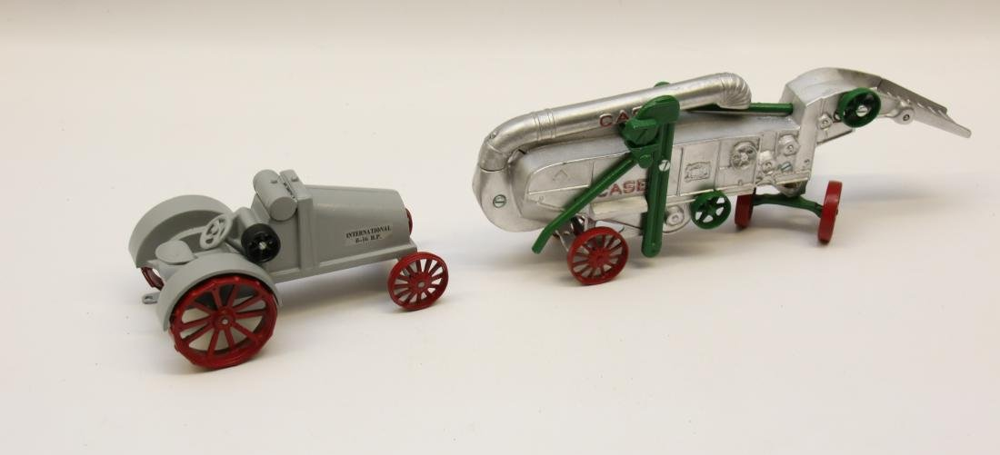 TOY TRACTOR LOT - 3