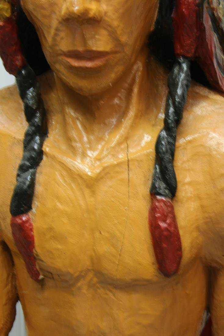CIGAR STORE INDIAN - 2