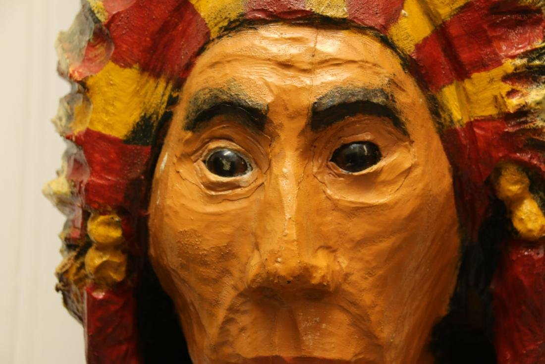 CIGAR STORE INDIAN - 3