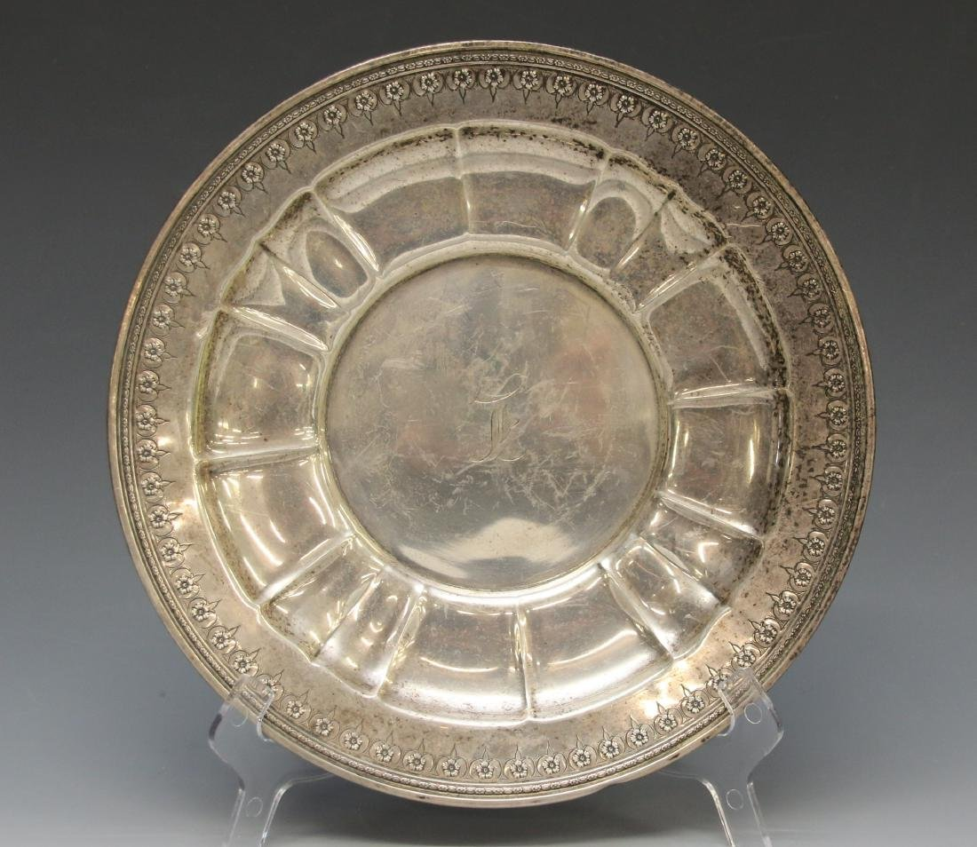 STERLING SILVER PLATE