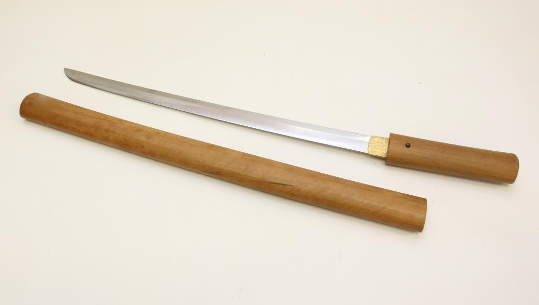 17th CENTURY JAPANESE SWORD