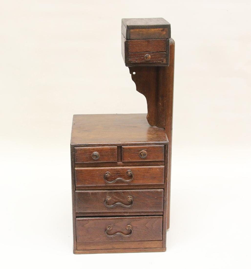 ASIAN STYLE SEWING BOX