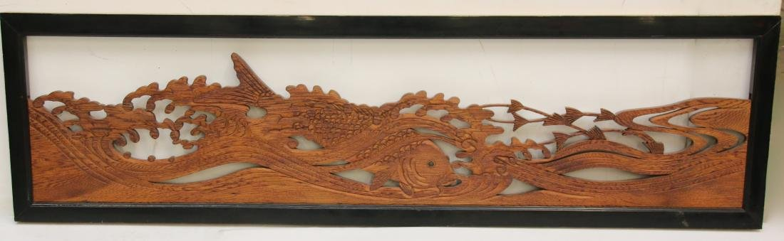 CARVED FRET WORK - 2