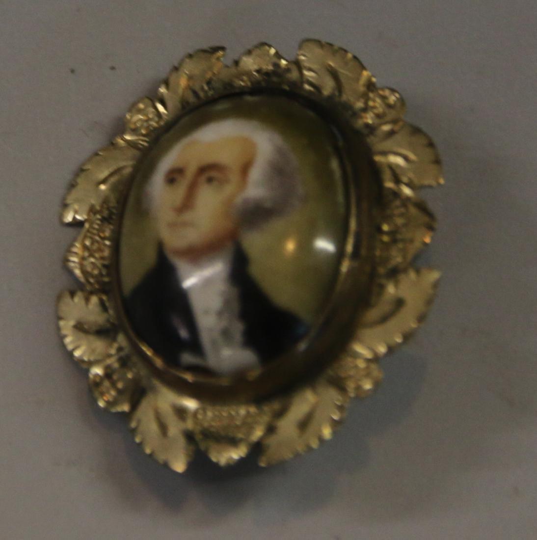 GEORGE WASHINGTON PIN