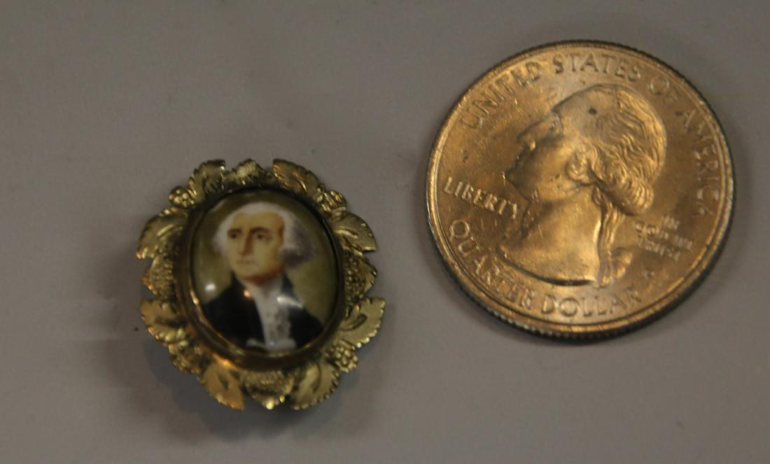 GEORGE WASHINGTON PIN - 2