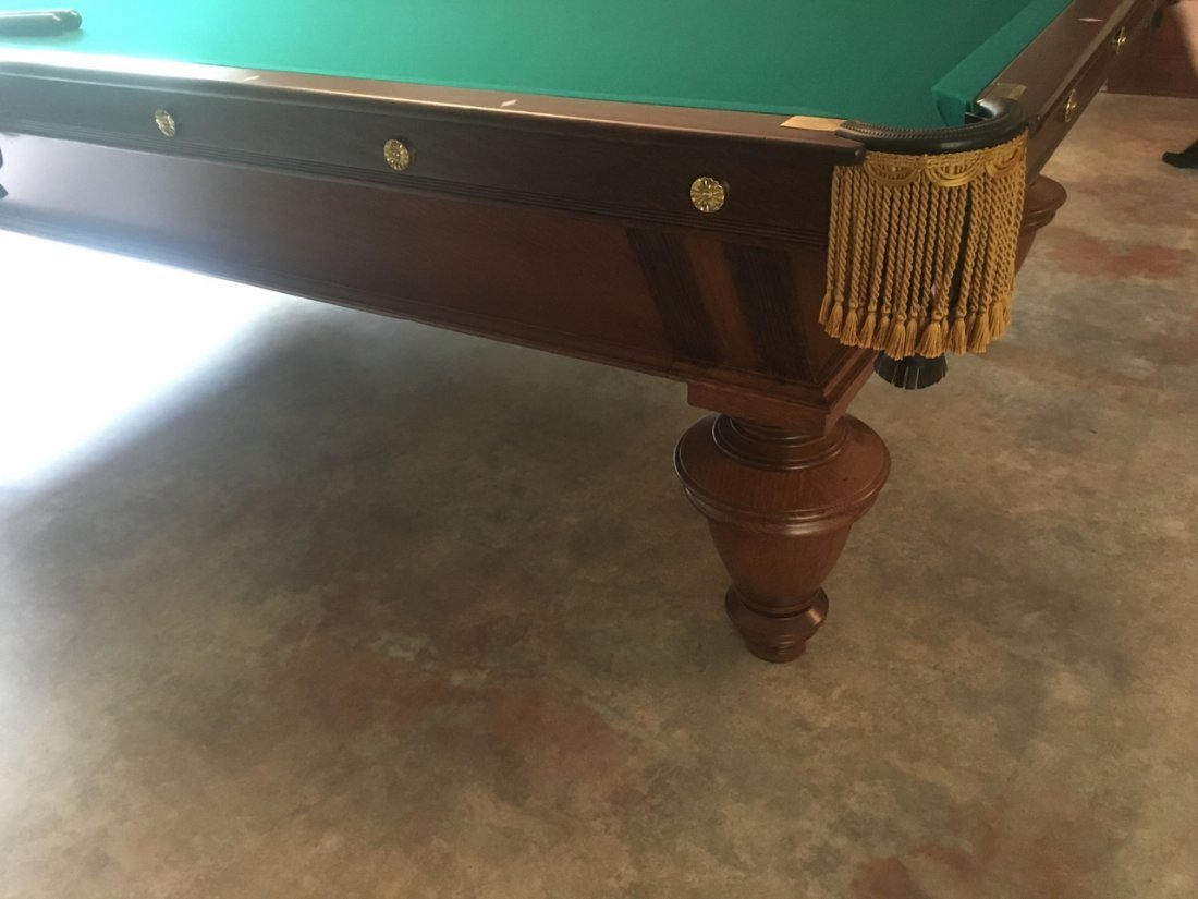 A.L. STERLING POOL TABLE - 4